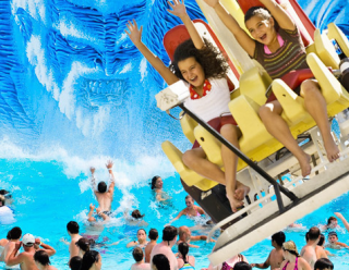 Аквапарк Mt. Olympus Water & Theme Park