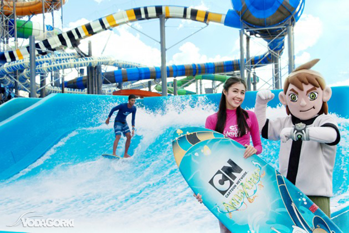 FlowRider в Cartoon Network Amazon